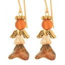 Isda Angel Earrings