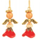 Omniel Angel Earrings