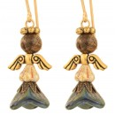 Orifiel Angel Earrings