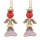 Uriel Angel Earrings