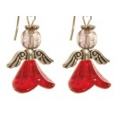 Zadkiel Angel Earrings